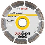 BOSCH Universal 125 × 22,23 × 2,0 × 7 mm - Diamantový kotúč