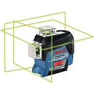 BOSCH GLL 3-80 CG + BM1 + L-Boxx Professional - Čiarový laser