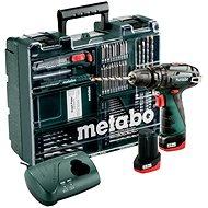 METABO PowerMaxxSBBasicSetMD 2×2,0 Ah - Akumulátorový skrutkovač