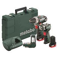 METABO PowerMaxxBSBasicSet 2× 2,0 Ah - Akumulátorový skrutkovač