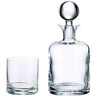 Bohemia Royal Crystal Whisky sada 7 ks BOHEMIA - Sada pohárov
