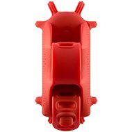 BONE Bike Power 6700 Red - Držiak na mobilný telefón