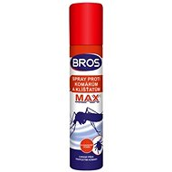 Repellent BROS MAX Spray against Mosquitoes and Ticks 90ml - Insect Repellent