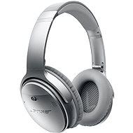 BOSE QuietComfort 35 wireless silver - Slúchadlá