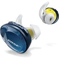 BOSE SoundSport Free Wireless modré