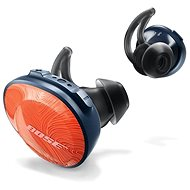 BOSE SoundSport Free Wireless oranžové - Bezdrôtové slúchadlá