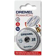 DREMEL SpeedClic – rezný kotúčik na kov - Kotúč