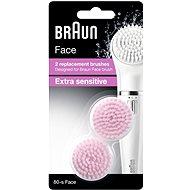 Braun Face 80S Sensitive - Príslušenstvo
