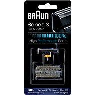 Braun CombiPack FlexIntegral-31S, strieborná - Príslušenstvo