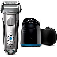 Braun Series 7-7899cc Clean & Charge, Wet & Dry - Holiaci strojček