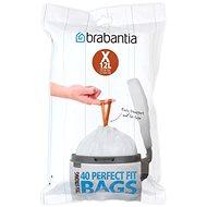 Brabantia PerfectFit 12 l (X) – 40 ks - Vrecia na odpad