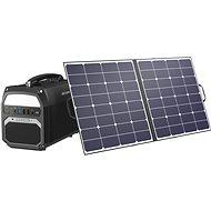 AlzaPower Station PS450 + Solárny panel MAX-E 100 W - Nabíjacia stanica