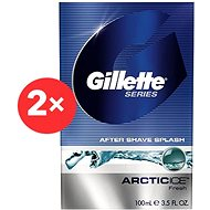 GILLETTE Series Arctic Ice 2× 100 ml