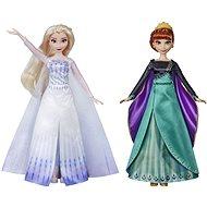 Frozen 2 Hudobné dobrodružstvo Elsa + Anna