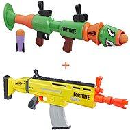 Nerf Fortnite Ricky Reeler + Nerf Fortnite RL