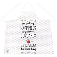 Butter Kings, zástera 1ks, HAPPINESS AND CUPCAKES - Zástera
