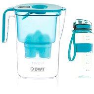BWT VIDA modrá + outdoor sport bottle petrol - Filtračná kanvica