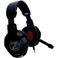 Zalman ZM-HPS300 čierne - Herné slúchadlá