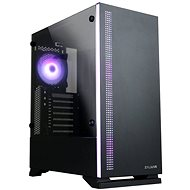 Zalman S5 Black - PC skrinka