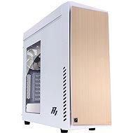 Zalman R1 White - Počítačová skriňa