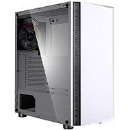 Zalman R2 White - PC skrinka
