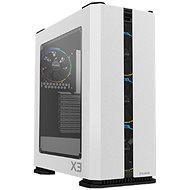 Zalman X3 White - PC skrinka