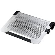 Cooler Master NotePal U3 PLUS strieborná - Chladiaca podložka