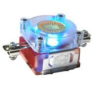 na čipset Cooler Master BlueIce Pro  - Chladič