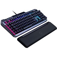 Cooler Master MK850, herná klávesnica, RED Switch, RGB LED, US layout, čierna - Herná klávesnica