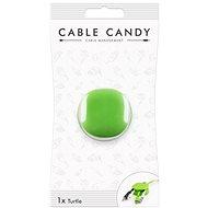 Cable Candy Turtle zelený - Organizácia káblov