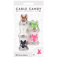 Cable Candy Bunny Beans 5 ks mix barev