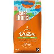 Cafédirect Lively mletá káva s tónmi karamelu 227 g