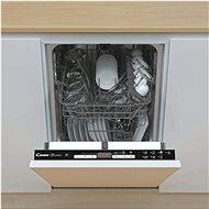 CANDY CDI 2L1047 - Vstavaná umývačka riadu úzka