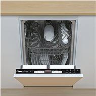 CANDY CDIH 2D949 - Vstavaná umývačka riadu úzka