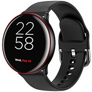 Canyon smart hodinky Marzipan CNS-SW75BR, čierno-červené - Smart hodinky