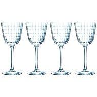 CRISTAL D´ARQUES Poháre na biele víno 350 ml IROKO 4 ks