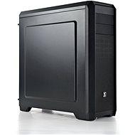 SilentiumPC Regnum RG4 čierna - Počítačová skriňa