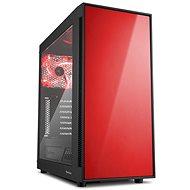 Sharkoon AM5 Window červená