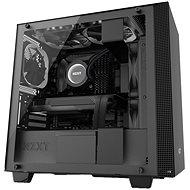 NZXT skriňa H400i - čierna - Počítačová skriňa