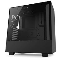 NZXT H500 čierna - Počítačová skriňa