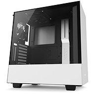 NZXT H500i biela - Počítačová skriňa
