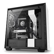 NZXT skriňa H700 biela - Počítačová skriňa
