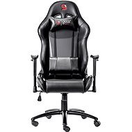 SilentiumPC Gear SR300 čierna - Herná stolička