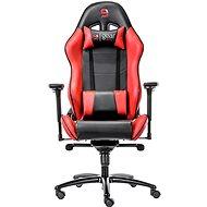 SilentiumPC Gear SR500 červená - Herná stolička