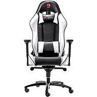 SilentiumPC Gear SR500 biela - Herná stolička
