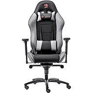 SilentiumPC Gear SR500 sivá - Herná stolička