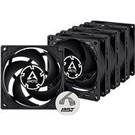 ARCTIC P8 PWM PST Value pack (5 ks) - Ventilátor do PC