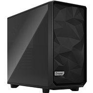 Fractal Design Meshify 2 Black TG Dark - PC skrinka