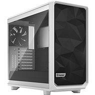 Fractal Design Meshify 2 White TG Clear - PC skrinka