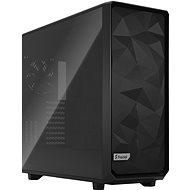 Fractal Design Meshify 2 XL Black TG Light - PC skrinka